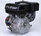 Двигатель бензиновый Lifan 182F, вал Ø25 мм
